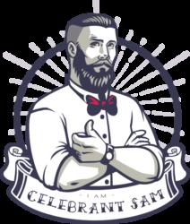 Celebrant Sam